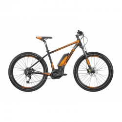 B-CROSS CX 400 BLACK NEON ORANGE MATT