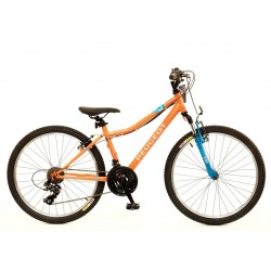 ΠΟΔ/ΤΟ PEUGEOT JM 247 24 BOY MTB ORANGE