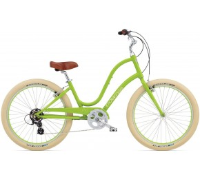 ΠΟΔΗΛΑΤΟ ELECTRA TOWNIE BALLOON 26 8D EQ LADIES LIME GREEN
