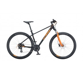 ΠΟΔ/ΤΟ KTM  CHICAGO DISC 292 29'' S/38 24SP. BLACK MATT(ORANGE)