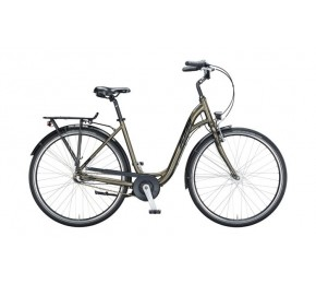ΠΟΔ/ΤΟ KTM  CITY FUN 28 43 DA-W OAK(BLACK)