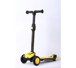 ΠΑΤΙΝΙ ROYAL BABY D3 SUSPENSION SCOOTER (YELLOW)