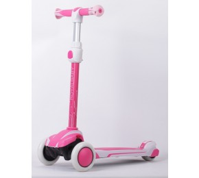 ΠΑΤΙΝΙ ROYAL BABY D3 SUSPENSION SCOOTER (PINK)