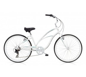 ΠΟΔΗΛΑΤΟ ELECTRA CRUISER 26 7D LADIES PEARL WHITE