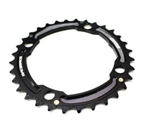 ΓΡΑΝΑΖΙ RACE FACE CHAINRING 64X22 TURBINE BLK