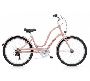 ΠΟΔΗΛΑΤΟ ELECTRA TOWNIE ORIGINAL 26 7D EQ LADIES ROSE GOLD