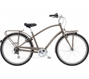ΠΟΔΗΛΑΤΟ ELECTRA TOWNIE COMMUTE 8D EQ MENS GREY MATT