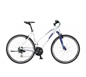 ΠΟΔ/ΤΟ KTM 28 LIFE ONE 46DA 24. WHITE MATT/DARK BLUE