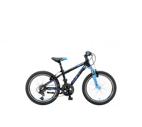 ΠΟΔ/ΤΟ KTM 20 WILD CROSS 20.12 29  BLACK MATT/BLUE