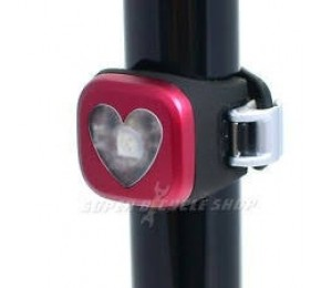 ΦΩΤΑΚΙ KNOG BLINDER 1 REAR HEART RED