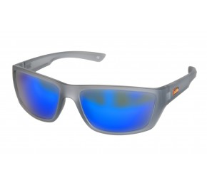 ΓΥΑΛΙΑ KTM FACTORY C2 67355102 FRAME GREY BLUE /ORANGE MIRROR