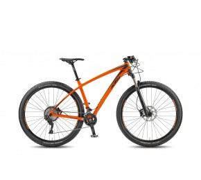 AERA 29 COMP 20 ORANGE BLACK