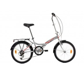 ΠΟΔ/ΤΟ MATRIX 20 COMMUTER STEEL SILVER GLOSSY