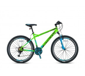 ΠΟΔ/ΤΟ KRON VORTEX 4.0 26 41H 21S. M.DISC GREEN-BLACK/TURQUOISE