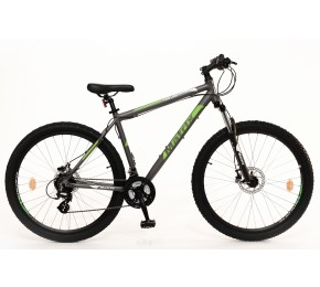 ΠΟΔ/ΤΟ MATRIX 27.5 FOREST ALLOY DISC 48/19 ANTHRACITE MATT/GREEN