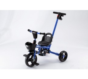 ΤΡΙΚΥΚΛΟ ROYAL BABY TRICYCLE FOLDABLE 1201 BLUE 2020