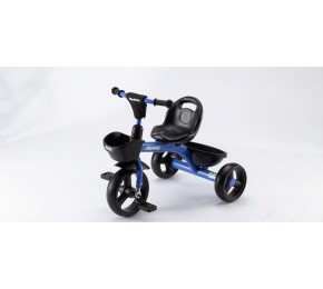 ΤΡΙΚΥΚΛΟ ROYAL BABY TRICYCLE BASIC S-06A BLUE 2020