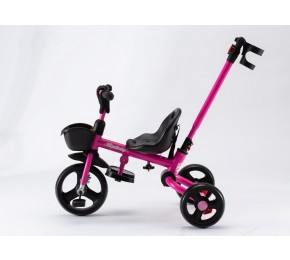 ΤΡΙΚΥΚΛΟ ROYAL BABY TRICYCLE FOLDABLE 1201 PINK 2020