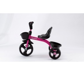ΤΡΙΚΥΚΛΟ ROYAL BABY TRICYCLE BASIC S-06A PINK 2020