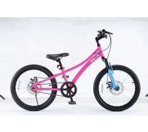 ΠΟΔ/ΤΟ CHIPMUNK EXPLORER 6SP-WD FS GIRL 20 FUCSHIA