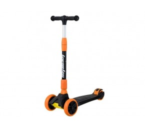 ΠΑΤΙΝΙ ROYAL BABY PREMIUM SCOOTER ARCHER (BLACK/ORANGE)