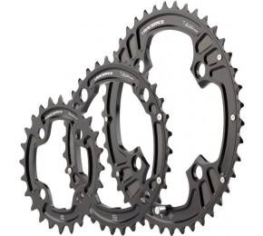ΓΡΑΝΑΖΙ RACE FACE CHAINRING SET, 4-BOLT, BLACK