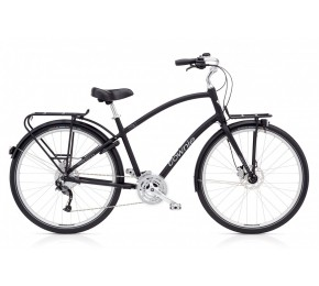 ΠΟΔΗΛΑΤΟ ELECTRA TOWNIE COMMUTE 27D EQ MEN'S BLACK