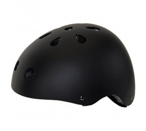 FREESTYLE OUTDOOR HELMET BLACK